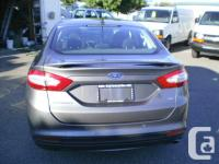 Make Ford Model Fusion Colour Grey Trans Automatic kms