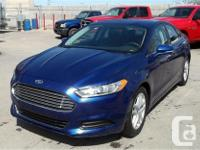 Make Ford Model Fusion Year 2014 Colour Blue kms