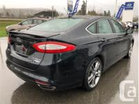 Make Ford Model Fusion Year 2014 Colour Black kms