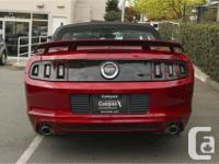 Make Ford Model Mustang Year 2014 Colour Red kms 15300