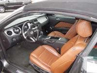 This 2014 Ford Mustang Convertible Premium just came in