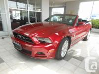 Make Ford Model Mustang Year 2014 Colour RED kms 18450