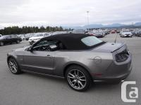 Make Ford Model Mustang Year 2014 Colour Gray kms