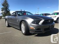 Make Ford Model Mustang Year 2014 Colour Grey kms