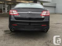 Make Ford Model Taurus Year 2014 Colour Black kms
