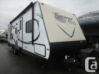 Special On This 2014 Forest River SURVEYOR 291BHSS!