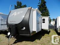30U take a trip trailer has plenty of living area,