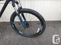 2014 GIANT TALON 1 MEDIUM FRAME IN EXCELLENT CONDITION,