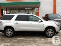 Make GMC Model Acadia Year 2014 Colour Silver kms