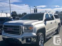 Make GMC Model Sierra 1500 Year 2014 Colour White kms