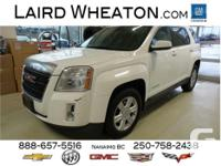 Make GMC Model Terrain Year 2014 Colour Summit White