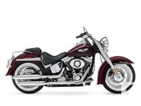 A cruiser with authentic Harley style. A crowd pleaser