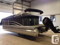 2014 Harris Cruiser 200 Customization is key for