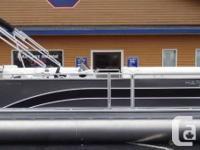 2014 Harris Cruiser 220Take your pontooning experience