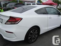 Make Honda Model Civic Year 2014 Colour White kms