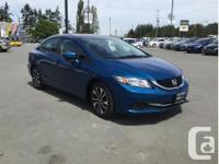 Make Honda Model Civic Sedan Year 2014 Colour Blue kms