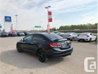 Make Honda Model Civic Sedan Year 2014 Colour Black