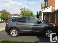 Make Honda Model CR-V Year 2014 Colour grey kms 21000
