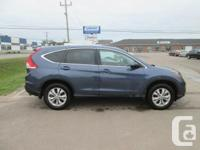 Make Honda Model CR-V Year 2014 Colour BLUE kms 37000