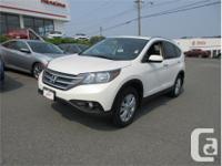 Make Honda Model CR-V Year 2014 Colour White kms 36831