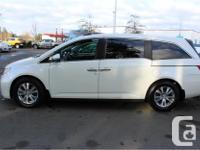 Make Honda Model Odyssey Year 2014 Colour White kms
