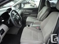 Make Honda Model Odyssey Year 2014 Colour Grey kms