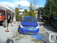 Make Hyundai Colour blue Trans Automatic kms 109000