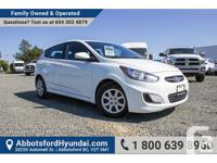 Make Hyundai Model Accent Year 2014 Colour White kms