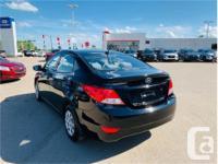 Make Hyundai Model Accent Year 2014 Colour Black kms