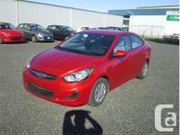 Make Hyundai Model Accent Year 2014 Colour Red kms