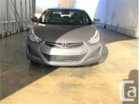 Make Hyundai Model Elantra Year 2014 Colour Grey kms