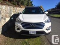 Make Hyundai Model Santa Fe XL Year 2014 Colour white