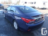 Make Hyundai Model Sonata Year 2014 Colour Blue kms