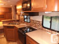 Immaculate condition 2014 Island Trek, This 232 model