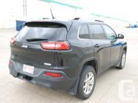 Make Jeep Model Cherokee Year 2014 Colour Black kms
