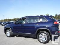 Make Jeep Model Cherokee Year 2014 Colour Blue kms