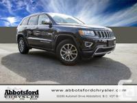 Make Jeep Model Grand Cherokee Year 2014 Colour Black