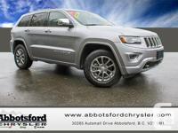 Make Jeep Model Grand Cherokee Year 2014 Colour Silver