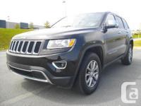 Make Jeep Model Grand Cherokee Year 2014 kms 38850 Air