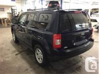 Make Jeep Model Patriot Year 2014 kms 84195 Trans