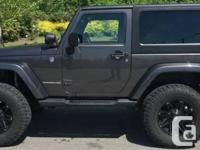 Make Jeep Model Wrangler Year 2014 Trans Manual kms