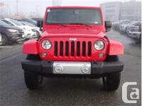 Make Jeep Model Wrangler Year 2014 Colour Red kms