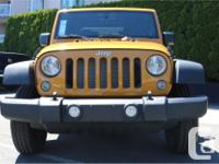Make Jeep Model Wrangler Year 2014 Colour Amped kms