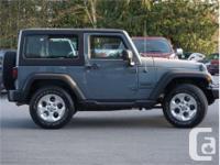 Make Jeep Model Wrangler Year 2014 Colour Grey kms