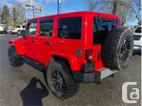 Make Jeep Model Wrangler Unlimited Year 2014 Colour