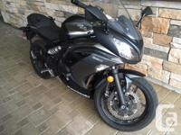 Make Kawasaki kms 25000 2014 Kawasaki Ninja 650 Touring