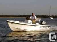Boat Description: Budget minded but it still comes with