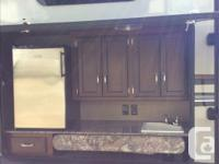 2014 Keystone Outback 312BH (Bunk House) 35ft Champagne