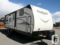 2014 KEYSTONE RV OUTBACK TT 260TRS Travel Trailer