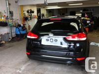 Make Kia Model Forte Year 2014 Colour Black kms 181895